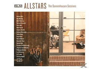 Glm Allstars - The Sonnenhausen Sessions - (CD)
