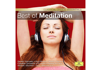 VARIOUS - Best Of Meditation [CD]