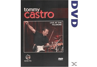 Tommy Castro - Live At The Fillmore - (DVD)