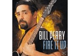 Bill Perry - Fire It Up - (CD)