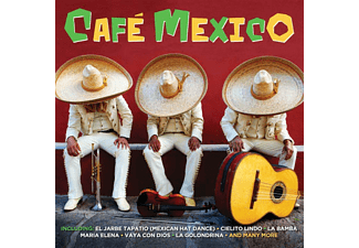 VARIOUS - Cafe Mexico - (CD)