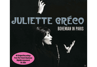 Juliette Greco - Bohemian In Paris [CD]