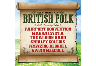 VARIOUS - Best Of British Folk - (CD)
