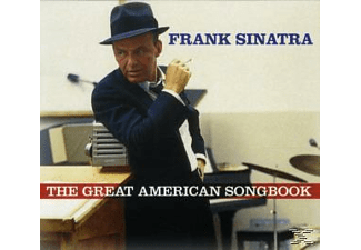 Frank Sinatra - The Great American Sngbook - (CD)
