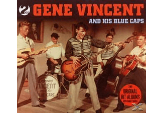 Gene Vincent - And His Blue Caps - (CD)