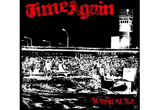 Time Again - The Stories Are True - (CD)