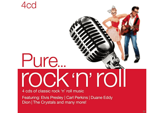VARIOUS - Pure... Rock 'n Roll - (CD)