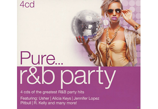 VARIOUS - Pure... R&B Party - (CD)
