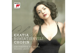 Khatia Buniatishvili - Chopin [CD EXTRA/Enhanced]