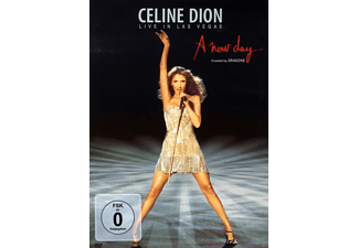 Céline Dion - A New Day - Live In Las Vegas - (DVD)