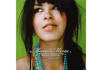 Maria Mena - Apparently Unaffected - (CD + DVD)