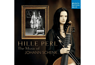 Lee Santana, Marthe Perl, Johannes Gontarski, Perl Hille - The Music Of Johann Schenk [CD]