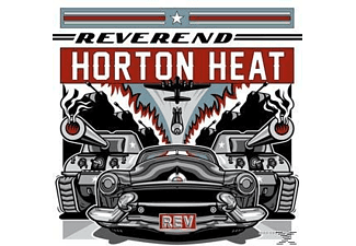 Reverend Horton Heat - Rev (Limited Vinyl) [Vinyl]