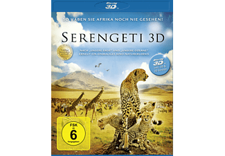 Serengeti 3D-Edition [3D Blu-ray]