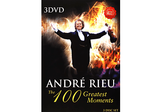 André Rieu - The 100 Greatest Moments (DVD)