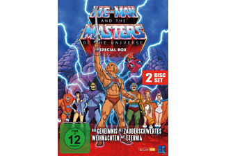 He - Man and the Masters of the Universe (Weihnachts Special Box - New Edition) [DVD]