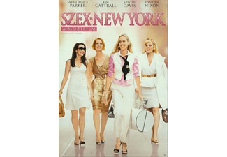 Szex és New York A mozifilm (DVD)