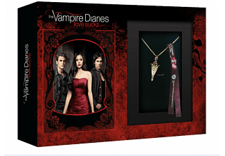 The Vampire Diaries - Seizoen 1 t/m 4 | DVD