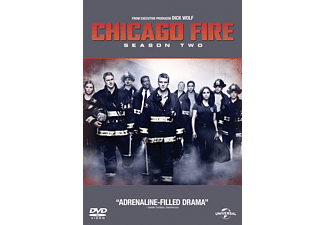 Chicago Fire - Seizoen 2 | DVD