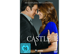 Castle - Staffel 6 [DVD]