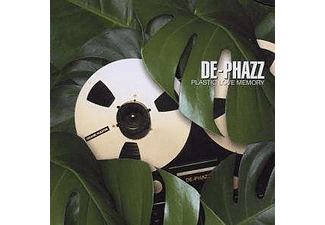 De - Phazz - Plastic Love Memory (CD)