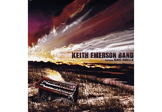 Keith Emerson - The Keith Emerson Band (Vinyl LP (nagylemez))