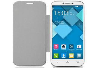 ALCATEL POP C9 Flipcover Wit