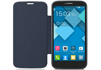 ALCATEL POP C9 Flipcover Zwart