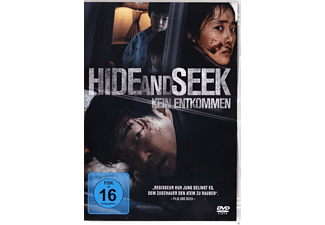 HIDE AND SEEK - KEIN ENTKOMMEN - (DVD)