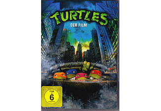 Turtles - Der Film [DVD]