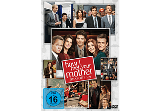 How I Met Your Mother - Staffel 1-9 [DVD]
