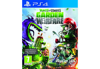 Plants VS Zombies Garden Warfare FR/NL PS4