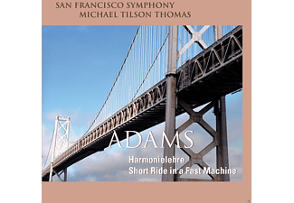 Michael Tilson San Francisco Symphony & Thomas - Adams Harmonielehre/Short Ride In A Fast Machine - (SACD Hybrid)