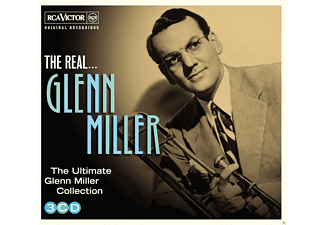 Glenn Miller - The Real... Glenn Miller [CD]