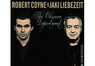 Coyne, Robert / Liebezeit, Jaki - The Obscure Department [CD]