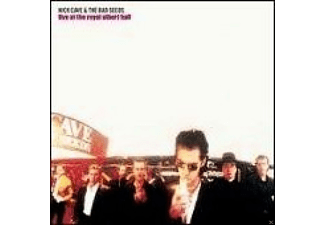 Nick Cave & The Bad Seeds - LIVE AT THE ROYAL ALBERT HALL LONDON - (CD)
