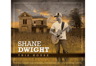 Shane Dwight - This House - (CD)
