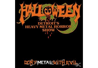 Halloween - Don't Metal With Evil (Ltd.Vinyl) - (Vinyl)