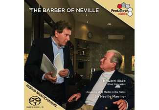 Academy Of St. Martin, Jaime Martin, Andrew Marriner, Gustavo Nunez - The Barber of Neville - (SACD Hybrid)