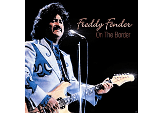 Freddy Fender - On The Border - (CD)