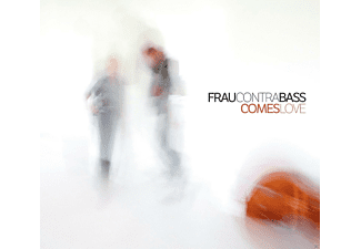 Fraucontrabass - Comes Love - (CD)