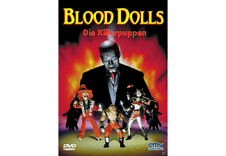 Blood Dolls - Die Killer-Puppen [DVD]
