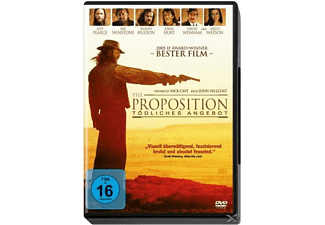 THE PROPOSITION - TÖDLICHES ANGEBOT - (DVD)