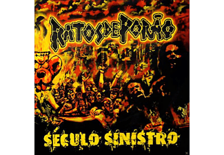 Ratos De Porao - Seculo Sinistro - (CD)
