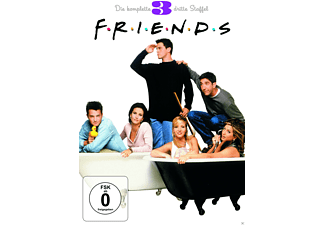 Friends - Stattel 3 [DVD]