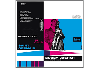 Bobby Jaspar All Star Band - Modern Jazz Au Club - (CD)