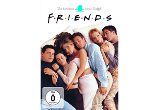 Friends - Staffel 4 [DVD]