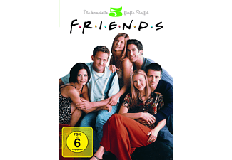 Friends - Staffel 5 [DVD]