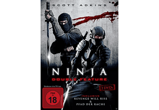 Ninja Double Feature - (DVD)