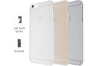 ARTWIZZ Rubber Clip Backcover Apple iPhone 6 Polycarbonat Transparent